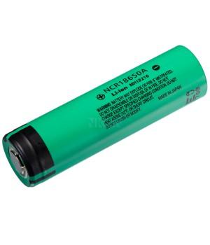 Аккумулятор Panasonic Li-ion (3.6 В, 3.1 А/ч) NCR 18650A