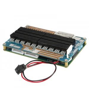 Плата защиты для li-ion батареи с балансиром и термореле + E-switch 10S (37.0A/80A) Maxpower