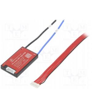 Плата защиты DALY для Li-Ion батареи  (7S 25.9В 16А) PCM-L07S16DLY25.9V
