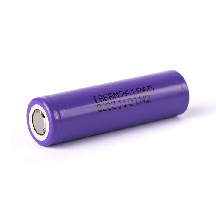 Аккумулятор LG Li-ion (3.6 В, 2.6 А/ч) INR18650-M26