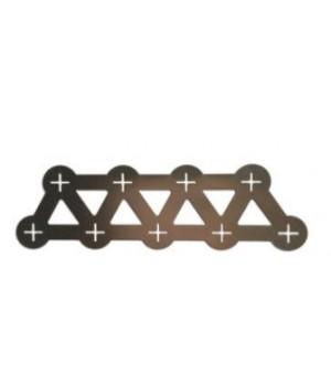 2P никелевая лента 18650 (0.2*27.25*88.6-19.4) под косой холдер