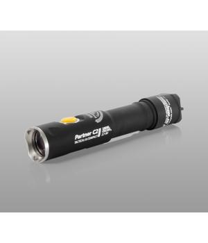 Тактический фонарь Armytek Partner C2 Pro (тёплый свет)