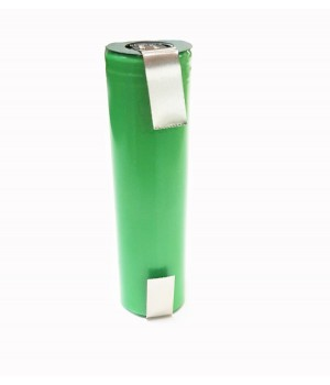 Аккумулятор с выводами Samsung Li-ion (3.6 В, 2.5 А/ч) INR 18650-25RK