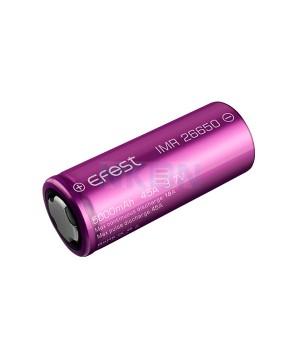 Аккумулятор Efest  Li-ion (3.7 В, 5.0 А/ч) IMR26650 5000mAh