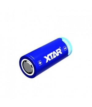 Аккумулятор Xtar Li-ion с защитой 26650 (3.7 В, 5200 мА/ч)