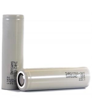 Аккумулятор Samsung Li-ion (3.7 В, 3.0 А/ч) INR 21700-30T