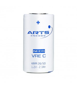 Аккумулятор Arts Energy Ni-Cd C (1.2 B, 2300 мА/ч)