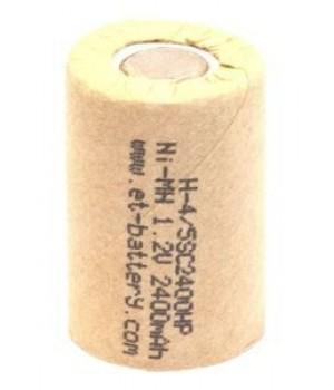 Аккумулятор ET Ni-Mh (1.2 В, 2.4 А/ч) H-4/5SC2400HP