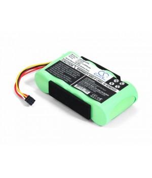 Аккумулятор CameronSino CS-FBP120SL для осциллографа (Fluke 43, 43B (BP120MH))